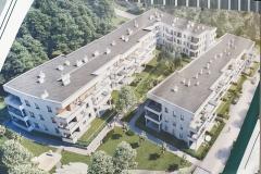"""""""Łupkowa Park"""", inwestycja deweloperska, instalacje elektryczne, teletechnika, instalacje odgromowe, rozdzielnice główne, wlz, monitoring"""