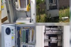 popc, linie wlz, szafa olt, światłowody, przyłącza elektryczne, pomiary